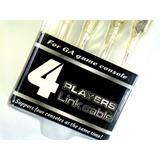 Cable Link 4 Jugadores Para Gba Y Sp