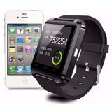 Relógio Smartwatch U8 Bluetooth Android Ios Lg Motorola Sony