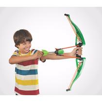 Kit Arco E Flechas Ben 10 Lider Brinquedos 2153