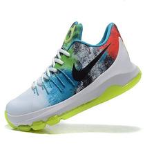 Tênis Nike Kevin Durant 9 Basquete Jogador Basqueteiro Impax