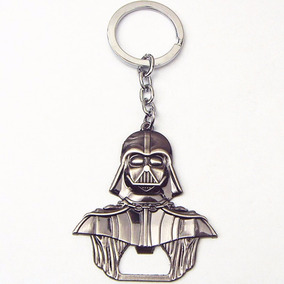 Chaveiro Darth Vader Star Wars Abridor Garrafas Frete R$8,00