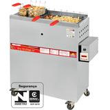 Fritadeira Água Óleo Automática 30 Litros À Gás Bpat Progás