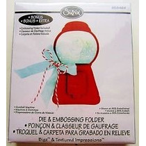 Scrapbook Sizzix Bigz Die Suaje Y Folder Maquina De Chicles