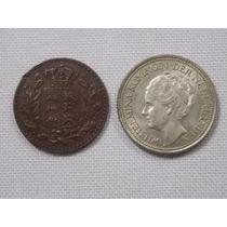 Moeda Da Alemanha. Ano 1870. 1/2 Kreuzer