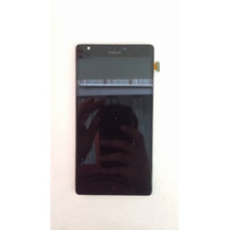 Lcd Display Y Touch Screen Celular Nokia Lumia 1520 C Marco