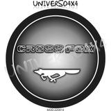 Capa Estepe Crossfox, Novofox, Fox, Raposa, M-220814