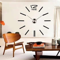Reloj Sevilla Negro Diy De Pared ****