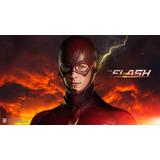 Nueva Serie Flash Temporada 1 Y 2 Totalmente En Español