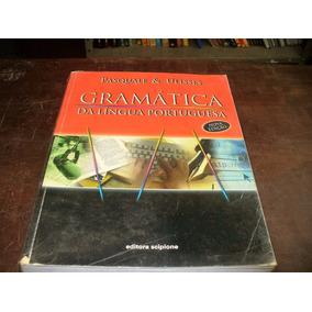 Livro Gramática Da Língua Portuguesa Pasquale&ulisses