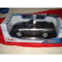 Nuevo Mustang Convertible Edición Especial 2010