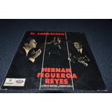 Hernan Figueroa Reyes El Corralero Vinilo De 1970 Muy Bueno!