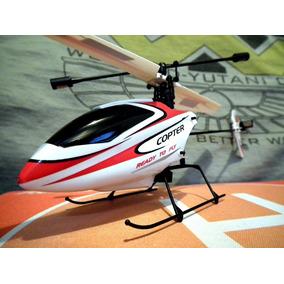Helicóptero 4 Canais V911 Vôo Outdoor! Envio Frete Grátis !