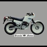 Escap Silenciador Honda Nx 125 150 Tip Original Bianchi Moto