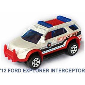 Equipo De Emergencia Matchbox 13, Bomberos, Ambulancia