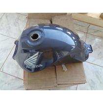 Tanque Cinza Honda Titan 150 Mix 2011 / 2012 Novo Original