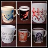 Tazas De Ceramica Decoradas Para Especialidades Medicas