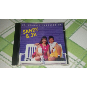 Cd Sandy & Junior - Os Grandes Sucessos