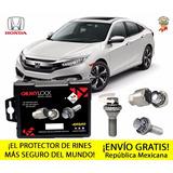 Birlos De Seguridad - Honda Civic 2017! Envío Gratis!