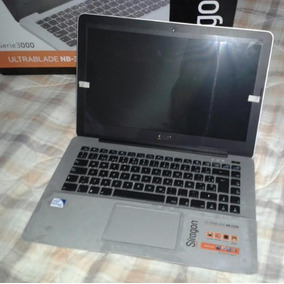 Siragon Ultrablade Nb 3200 Nueva - Laptops en Mercado Libre Venezuela