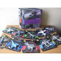 Colección Cronicas De Guerra 10 Libros Y 10 Aviones Maisto