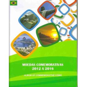 8932 Album (folder) Moedas Real Olimpiadas