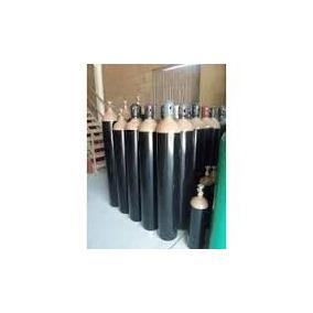 Cilindro Tanque De Helio 6m3 Nitrogeno Argon