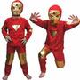 Disfraz De Ironman, De 3 A 6 Años !!!