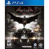 Batman Arkham Knight Ps4 Digital Gcp