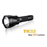 Lanterna Fenix Tk32 900 Lumens Bateria Carregador Originais