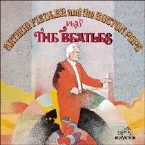 Cd Arthur Fiedler And The Boston Pops Play The Beatles Imp