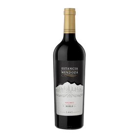 Vino Estancia Mendoza Malbec Roble Caja 6 X 750ml