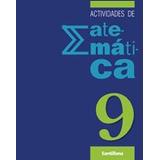 Actividades De Matematica 9 Editorial Santillana