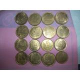 Lote De 16 Monedas Antiguas !!! 123ventas.com.uy