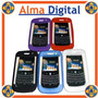 Forro Silicon Blackberry Bold 9000 Estuche Funda Goma Bb