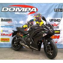 Kawasaki Ninja 650 Abs Sport 2016 0km Deportiva Dompa Motos