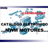 Catálogo Eletrônico De Peças Mwm Motores
