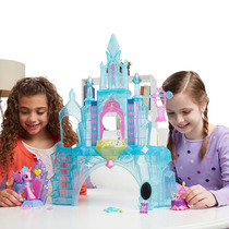 My Little Pony Castelo De Cristal Que Se Ilumina - Hasbro