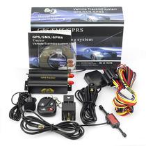 Alarma Localizador Gps Tk103a Tracker Auto Trailer