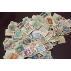 Lote De 1000 Selos Nacionais Leilão !!!!!!!