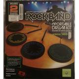 Oferta Batería Rockband Original Portable Para Xbox 360