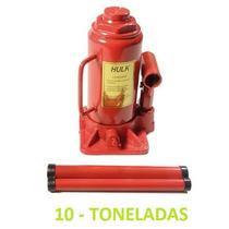 Mini Macaco Hidraulico 10 Toneladas 10t Garrafa- Fuzil! 04pç