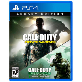 Call Of Duty Infinity Warfare Legacy Ps4 Cod Físico Alclick