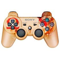 Controle Personalizado Playstation 3 Original God Of War