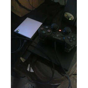 Playstation 2slim Com Hd Externo