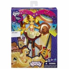 My Little Pony Equestria Girls Rainbow Rocks Apple Jack
