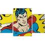 Cuadros Murales Tripticos, Comics, Paisajes, 72 X 45