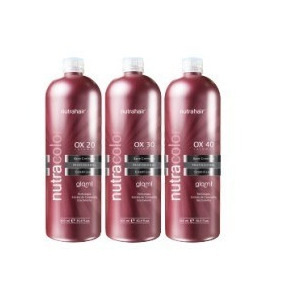Emulsão 8 Volumes 900ml - Nutra Hair