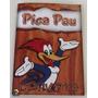 Convite Aniversario Normal - Pica Pau (10 Unidades)