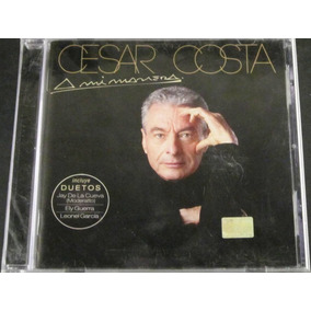 Cesar Costa - A Mi Manera Nuevo Cerrado