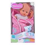 Muñeco Nenuco Con Sonidos De Bebe